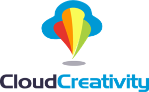 CLOUD CREATIVITY Logo Vector