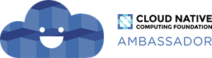 Cloud Native Computing Foundation (CNCF) Ambassado Logo Vector