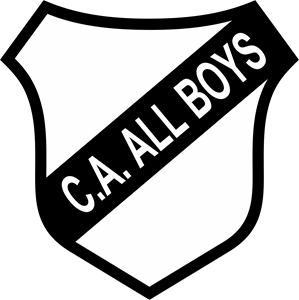 Club Atlético All Boys de Floresta Ciudad Autónoma Logo Vector