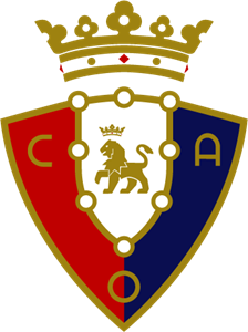 Club Atletico Osasuna Logo Vector