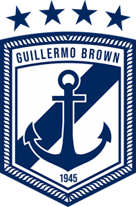Club Social y Atlético Guillermo Brown Logo Vector