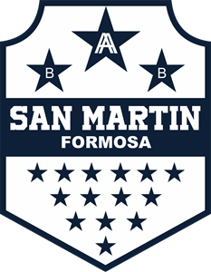 Club Sportivo General San Martín de Formosa 2019 Logo Vector