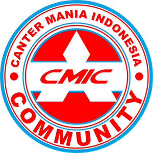 CMIC Canter Club Logo Vector