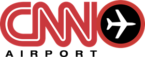 CNN Airport Logo Vector