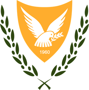Coat of Arms of Cyprus Logo Vector