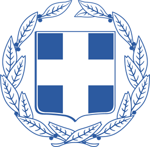 Coat of arms of Greece Logo Vector