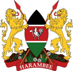 Coat of Arms of Kenya Logo Vector