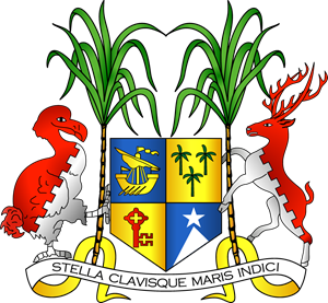 Coat of arms of Mauritius Logo Vector