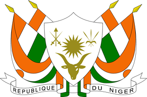 Coat of arms of Niger Logo Vector