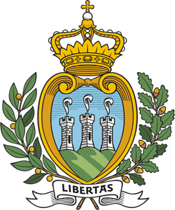 Coat Of Arms Of San Marino Logo Vector