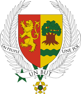 Coat of arms of Senegal Logo Vector