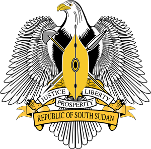 Coat of Arms of Sudan Logo Vector