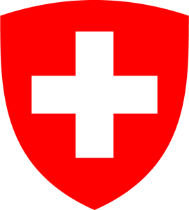 Coat of arms of Switzerland Logo Vector