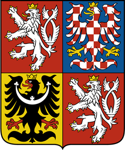 Coat of arms of the Czech Republic Logo Vector