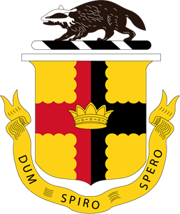 Coat of arms of the Kingdom of Sarawak Logo Vector