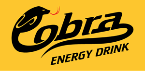 Cobra Energy Drink Logo Vector