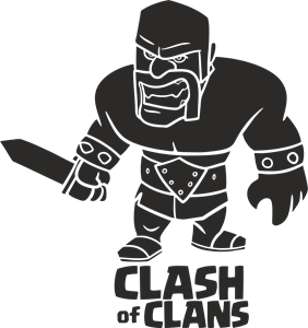 Search Clash Of Clans Logo Vectors Free Download