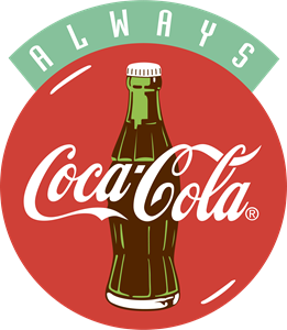 Coca Cola Always Logo Vector