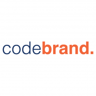 Codebrand Logo Vector