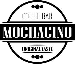 Coffee Bar Mochacino Logo Vector