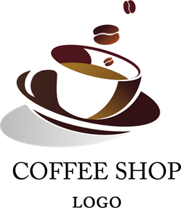 coffee seed shop logo vector ai free download coffee seed shop logo vector ai free