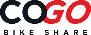 CoGo Bike Share Logo Vector