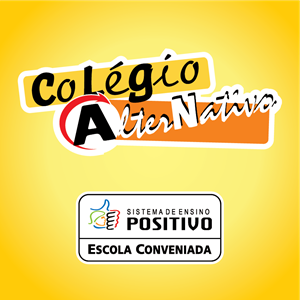 Colégio Alternativo - POSITIVO Logo Vector