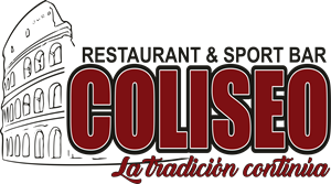 COLISEO RESTAURANTE Y SPORT BAR Logo Vector