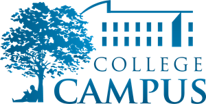 College Campus Logo Vector