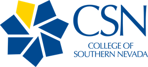 College of Southern Nevada CSN Logo Vector
