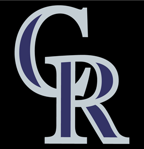 Colorado Rockies Cap Insignia Logo Vector