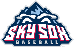 Colorado Springs Sky Sox Logo Vector