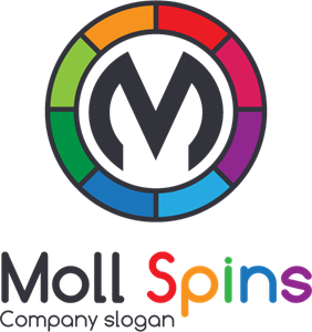 Colorful circular with letter M Logo Vector