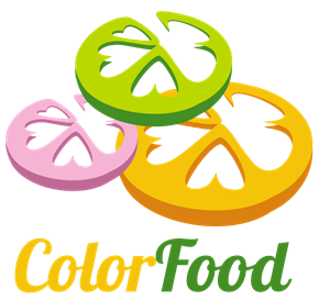Colorful Food Logo Vector