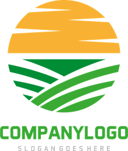 Coloured Company Logo Vector