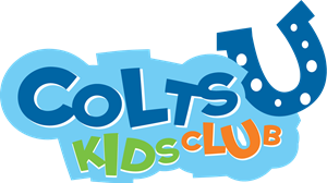 Colts Kids Club Logo Vector