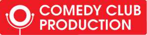 Comedy Club Production Logo Vector