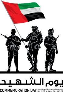 Commemoration Day or Martyrs' Day Logo Vector