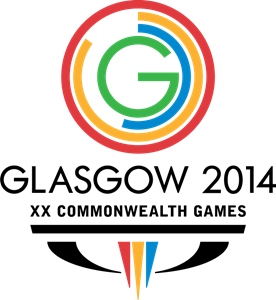 Commonwealth Games 2014 Logo Vector