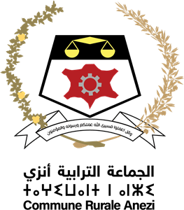 Commune Rurale Anezi Logo Vector