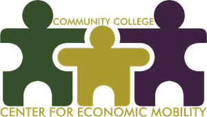 Community College Center for Economic Mobility Logo Vector