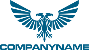 Company Eagle Logo Vector