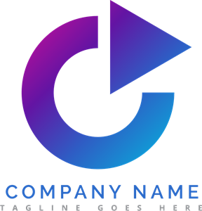 Company Play Logo Vector