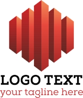 Company Red Logo Vector
