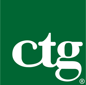 Computer Task Group CTG Logo Vector