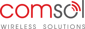 Comsol Wireless Solutions Logo Vector
