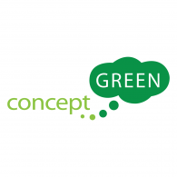 Concept Green Logo Vector