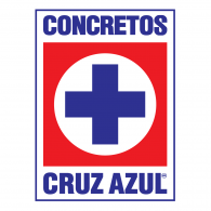 Concretos Cruz Azul Logo Vector