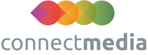 Connect media Logo Vector