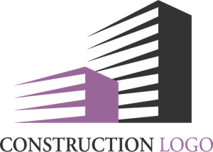 Construction Building Hi Tech Letter Logo Vector